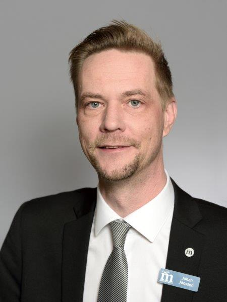 Bild på Johan Jönsson