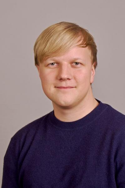 Bild på Johan Thunberg