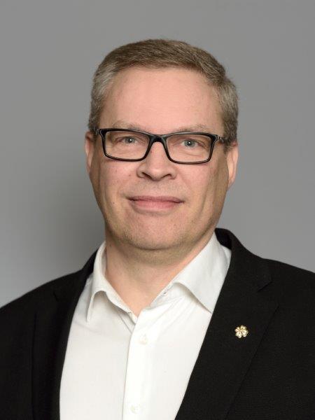 Bild på Håkan Hermansson