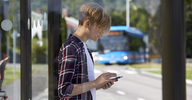 Busskort för gymnasieelever – Stenungsunds kommun