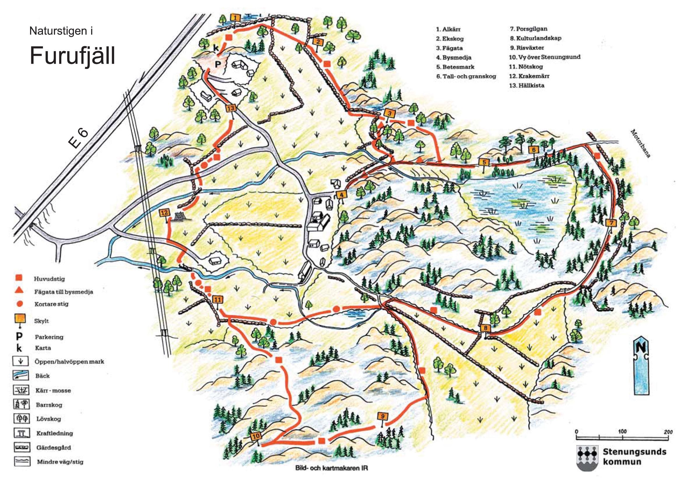 stenungsund karta Naturstigar   Stenungsunds kommun stenungsund karta