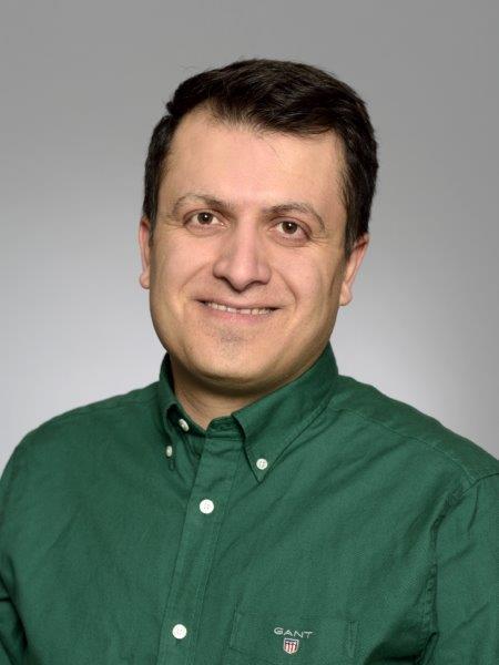 Bild på Himan Mojtahedi